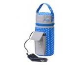 2 in1 BabyOno Mobile Auto Flaschenwärmer  / Warmhalteboxen / Autoflaschenwärmer (Blau)