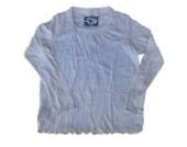 Ralph Lauren - Choice Brand - T Shirt - weiss/creme - Langarm - Mädchen - ganz leicht - Sommer - Gr. 3/3T (ca.Gr. 98) - aus USA