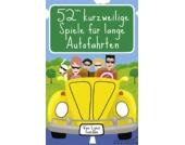 52 kurzweilige Spiele lange Autofahrten Kleinkinder