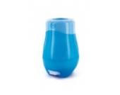 dBb Remond New Style 170166 Elektrischer Dampfsterilisator, Blau transparent