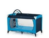 Hauck Dream'n Play V-Mickey Blue II Reisebett, Disneydesign, blau