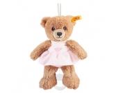 Steiff Schlaf-gut-Bär Spieluhr, rosa